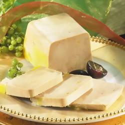 Foie gras entier mi cuit 500gr